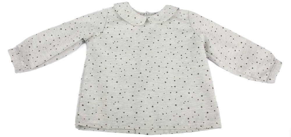 camisa para bebés