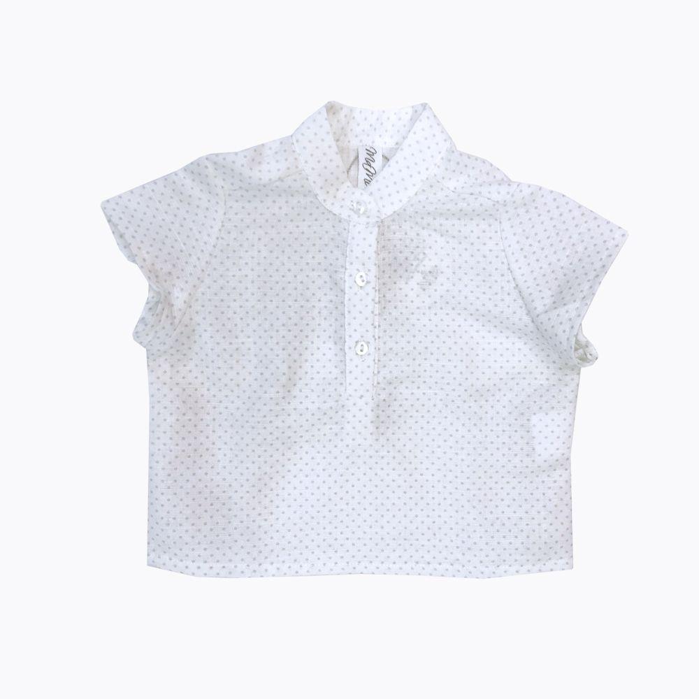 camisa bebé mamitis