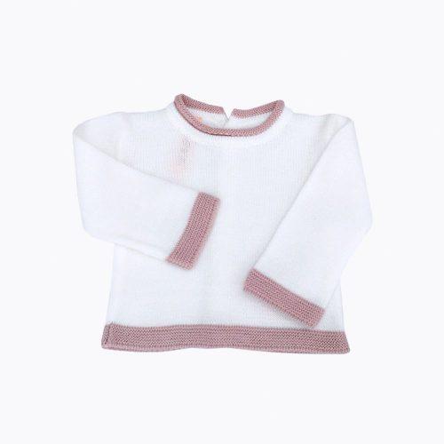 jerser-bicolor-perle-blanco-rosa-viejo-mamitis-1