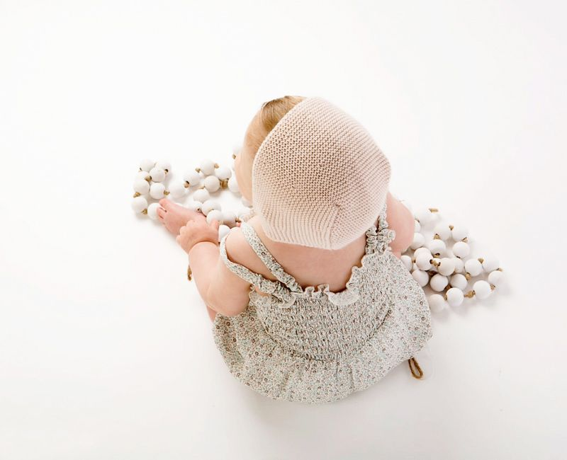 moda bebé mamitis