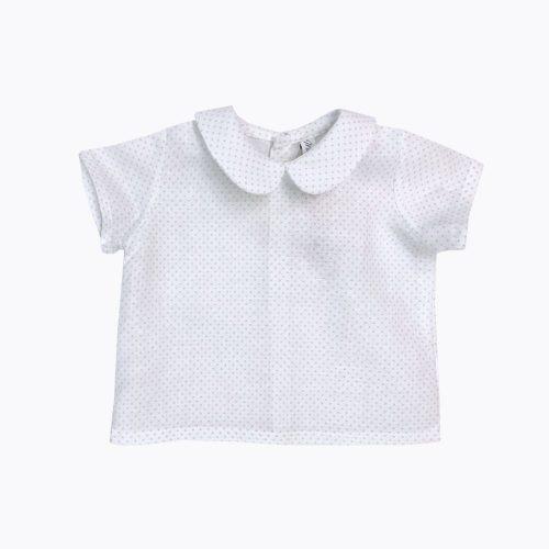 camisa-cuello-bebe-dot-blue-mamitis