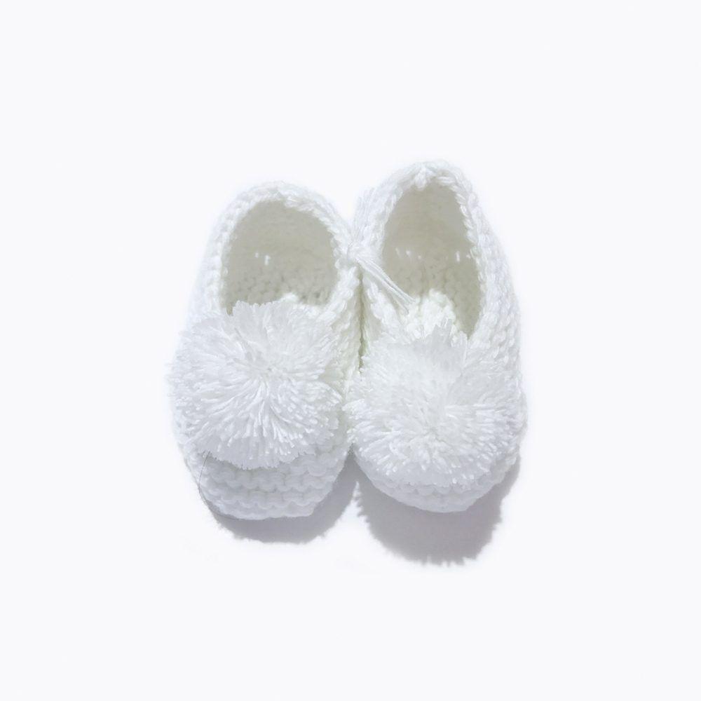 Patucos Ballet Blanco