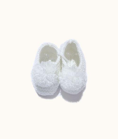 Patucos Blancos